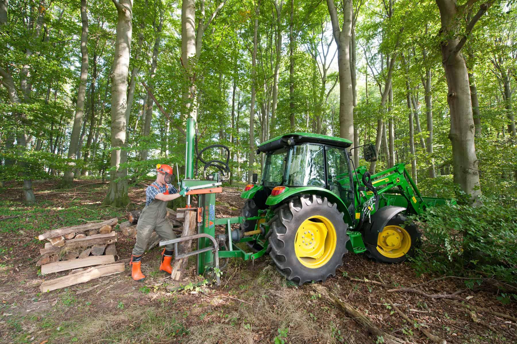 New cab for John Deere 5E Series tractors -