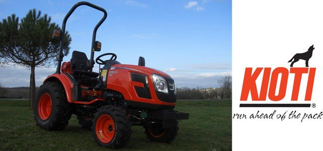 Kioti launches 8 new tractor models in 2013