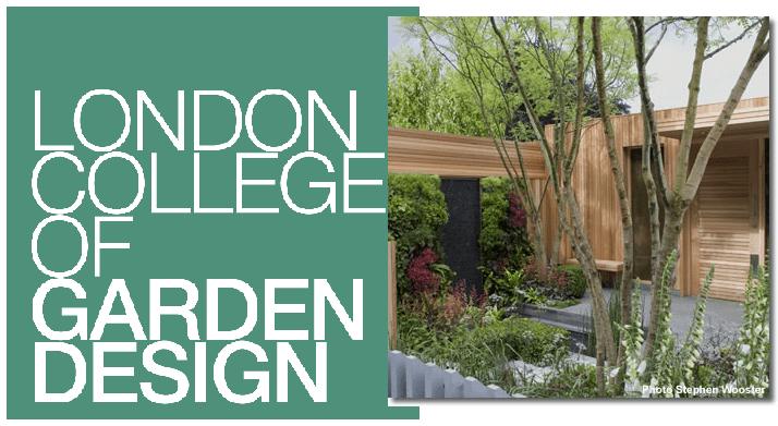 London College Of Garden Design Short Courses For 2014