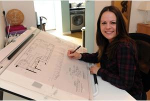 Lisa Burchill,  garden designer