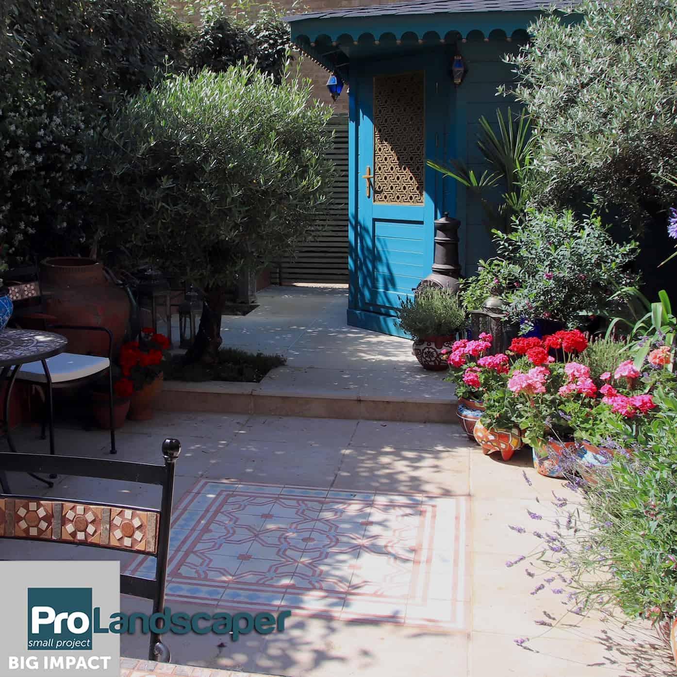 Moroccan Garden 3 Pro Landscaper Magazine