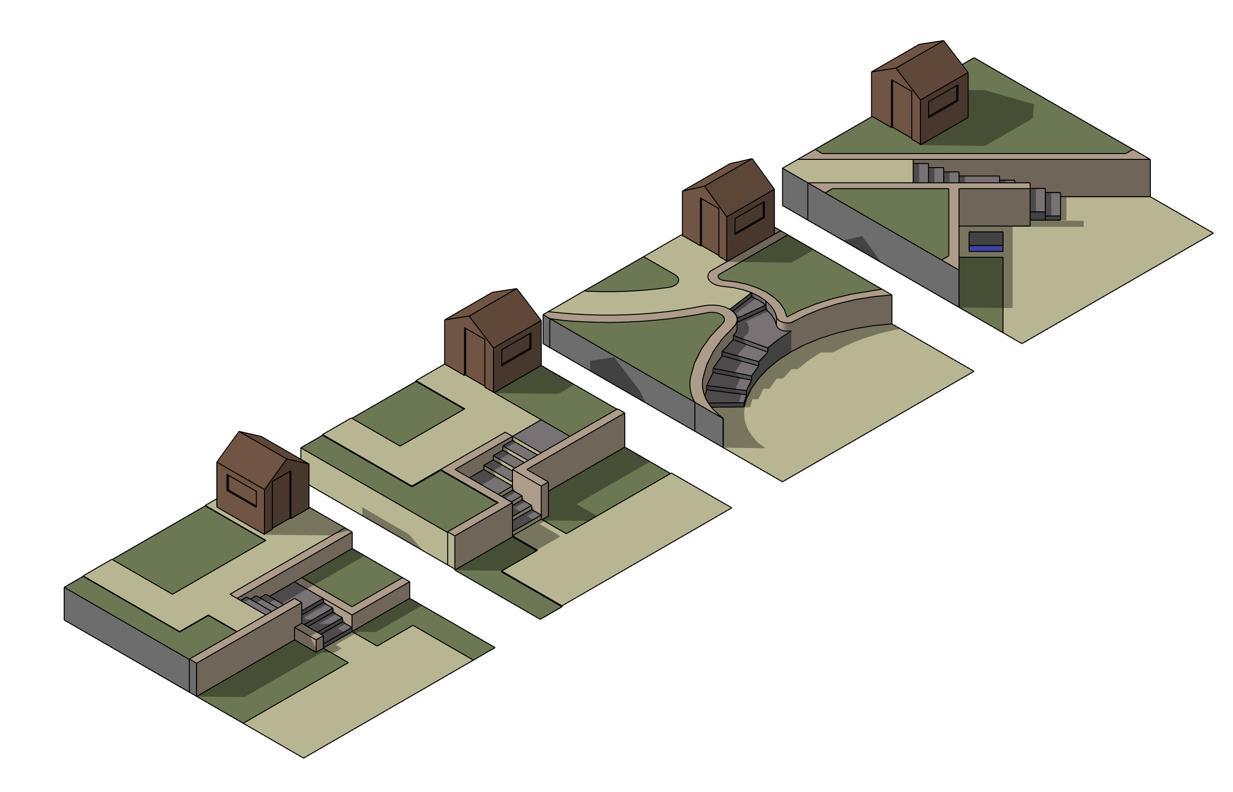 SketchUp: A model workflow – part two -