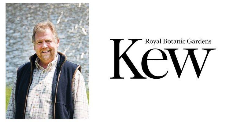 New Year S Honour For Kew S Tony Kirkham Pro Landscaper Magazine