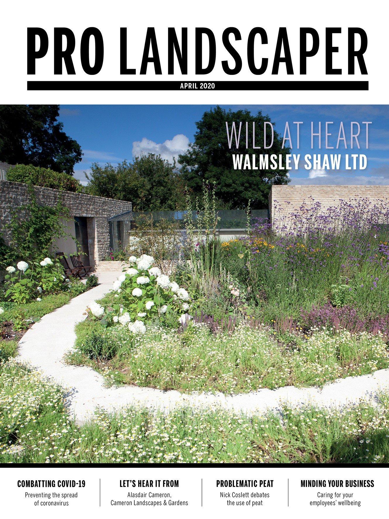 Pro Landscaper APRIL