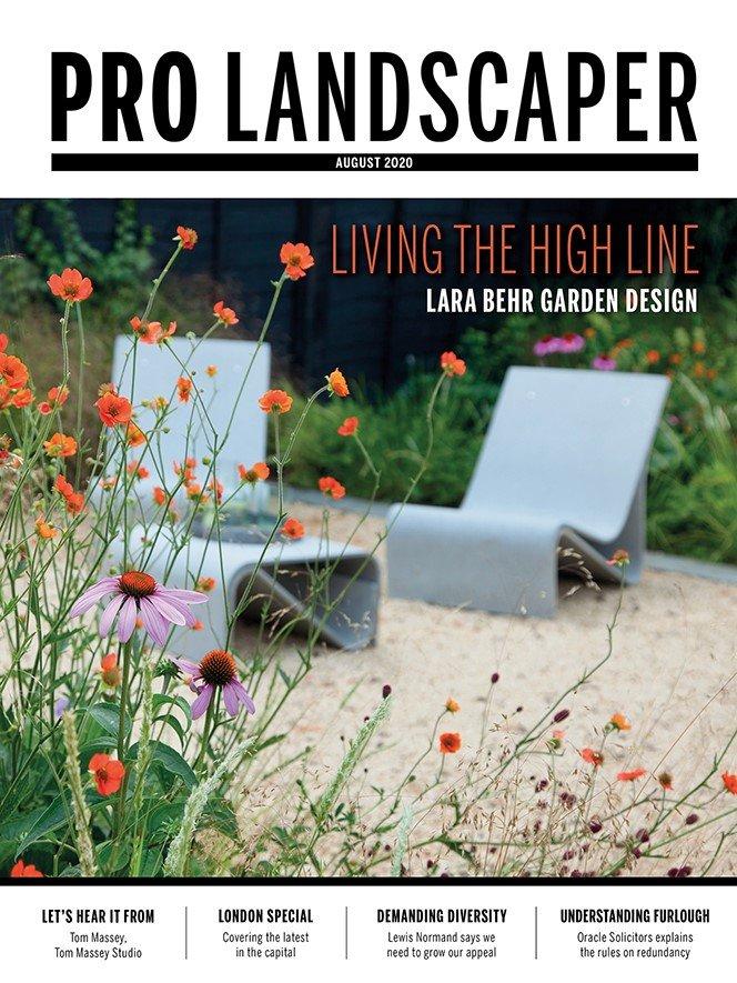 Pro Landscaper August