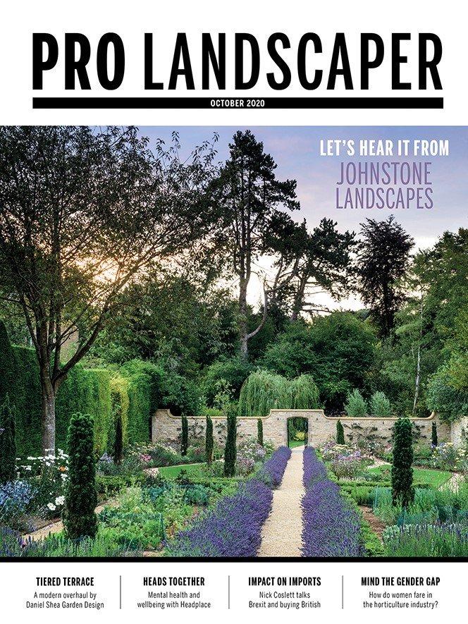 Pro Landscaper October