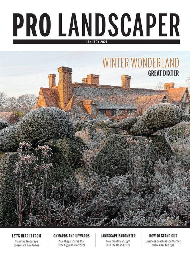 Pro Landscaper January